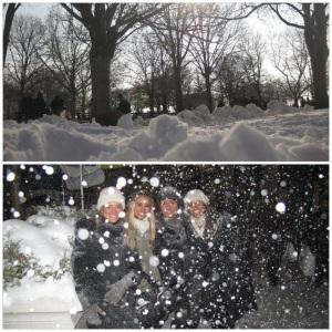 Inverno em NY - 2010/2011