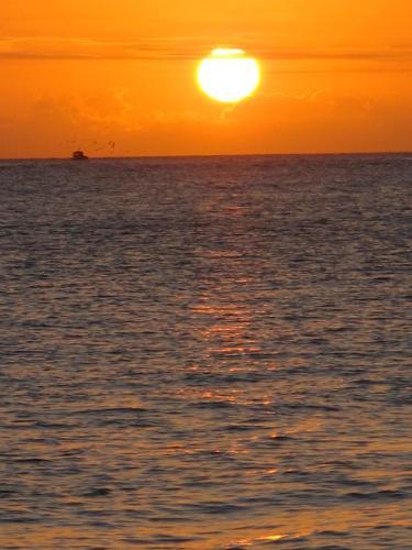 Pôr-do-sol na Conceição