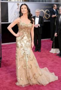 Catherine Zeta-Jones bem linda!